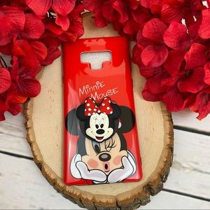 Minnie Mouse Samsung Galaxy Case with Holder